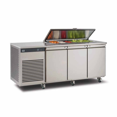 Saladette and Lockable Cover Counters